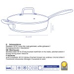 Stewing pan Flavoria