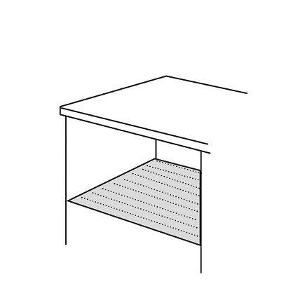 Drawer mat