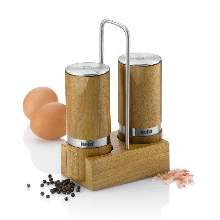 Salz-/Pfeffermühlen Menage Kauri