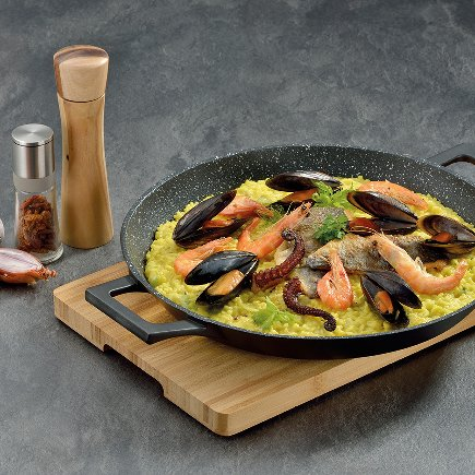 Paella pan Stella Nova