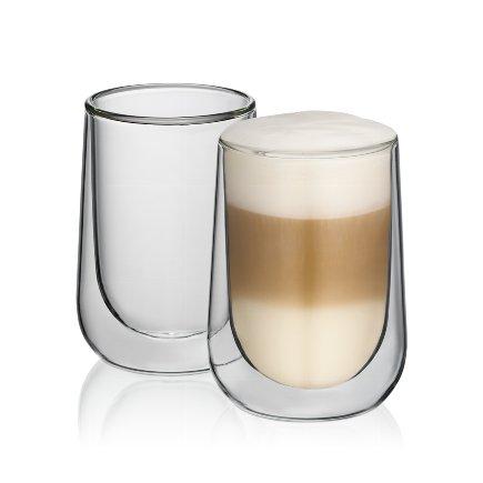 Latte-Macchiato glass Fontana