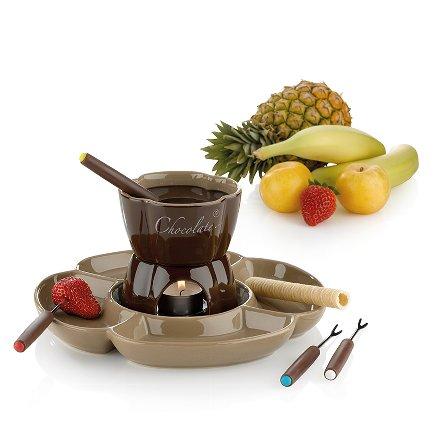 Chocolate fondue-set 7pcs