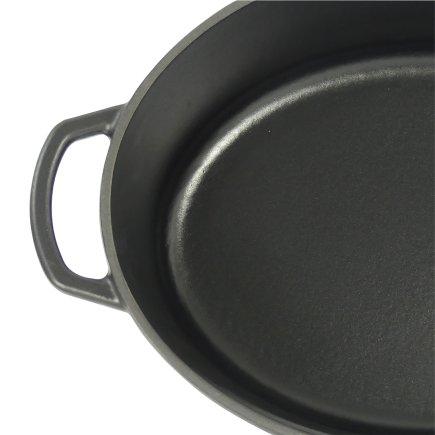 Roaster Calido Oval Black