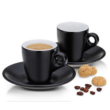 Espresso-Set black
