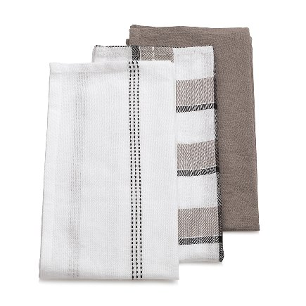 Dish cloth Pasado 3pcs grey