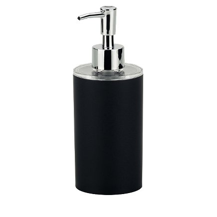 Liquid soap dispenser Lis, Dark & Gray
