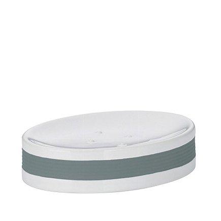 Soap dish Laletta grey