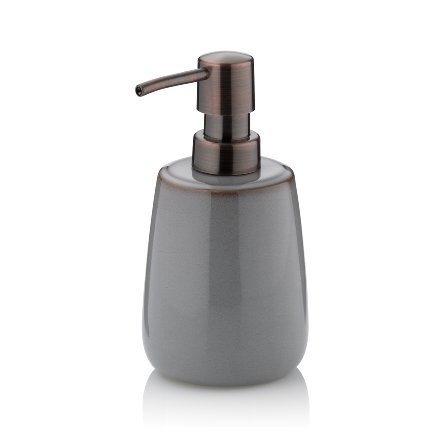 Soap dispenser Liana fog blue