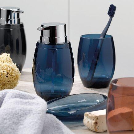 WC-set Mina teal blue