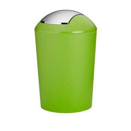 Cosmetic bin Marta green