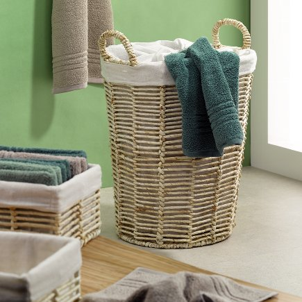 Laundry box natur