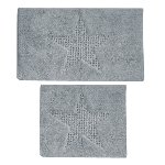 Bath mat set LINDANO 2 pcs