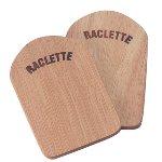 Raclette-Brettchen Baar 4tlg.