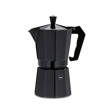 Espresso maker Italia black