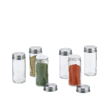 Glass jar Fidelis 6 pieces