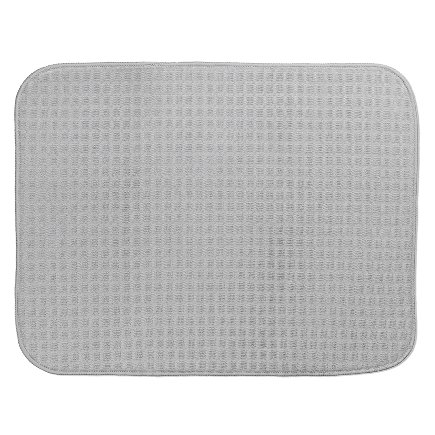 Drying mat grey