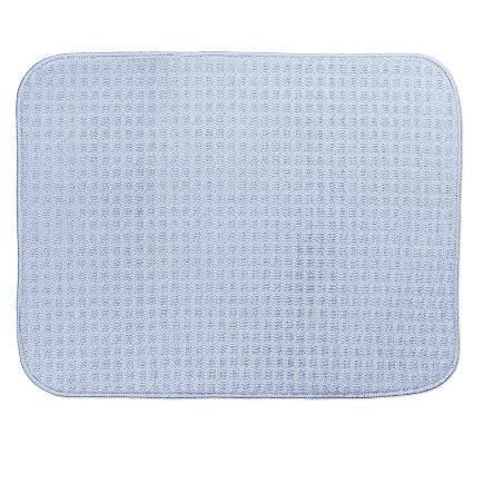 Drying mat grey
