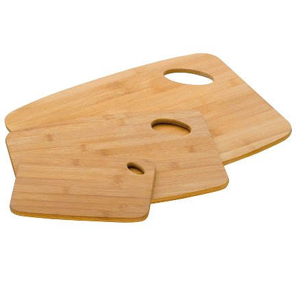 Chopping board set of 3 pieces
