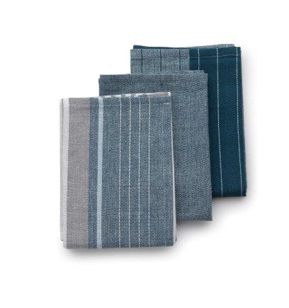 Dish cloth Pasado 3pcs grey